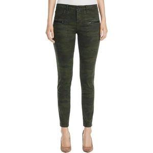 Sanctuary Ace Utility Skinny Camo Jeans sz 28